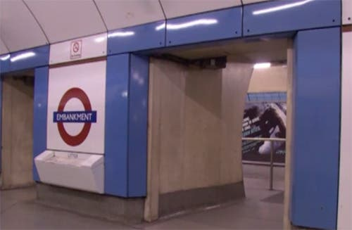 embankment-station - mind the gap story