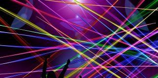 laser light show plett new years eve instead of fireworks