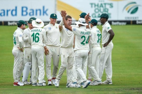 south africa proteas win cricket
