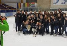 south african ice hockey team wins gold world champs