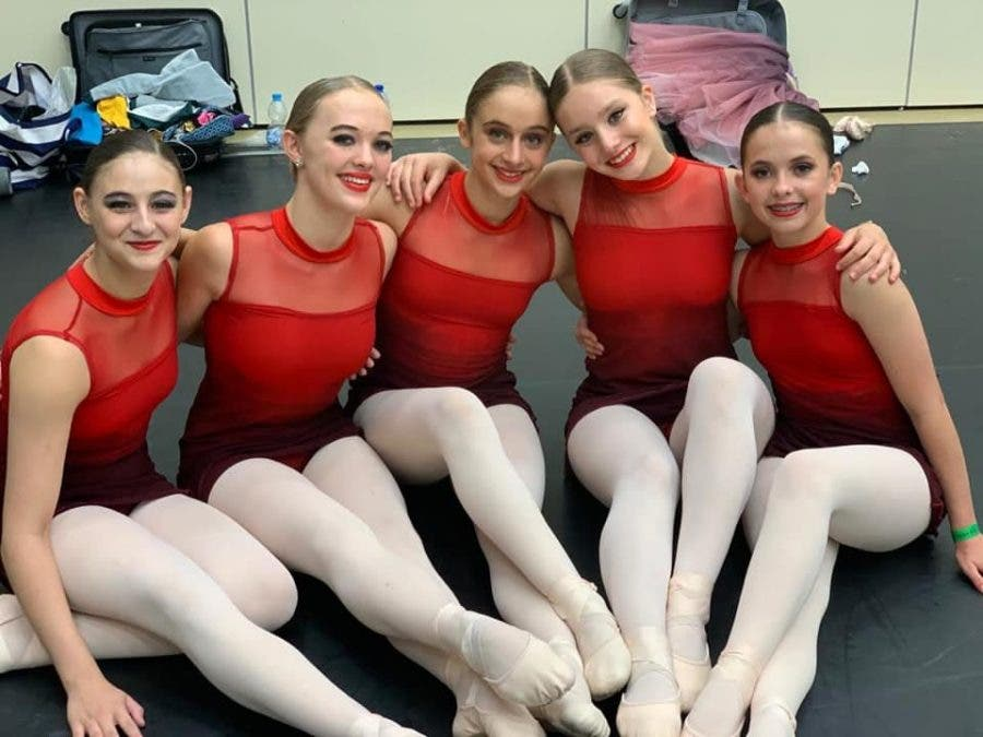 south african junior ballerinas win international competition
