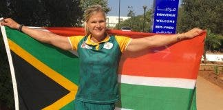 south african nominated for olympic athletes commission
