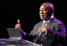 South African Government - Cyril Ramaphosa