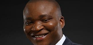 National Lotteries Commission COO Phillemon Letwaba