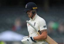 ICC Ben Stokes fined apologises south africa