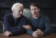 james blunt and father monsters