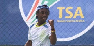 kholo montsi south african teen tennis player