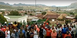qwaqwa-arrests-protests
