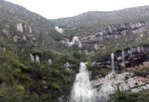 robinson pass waterfalls