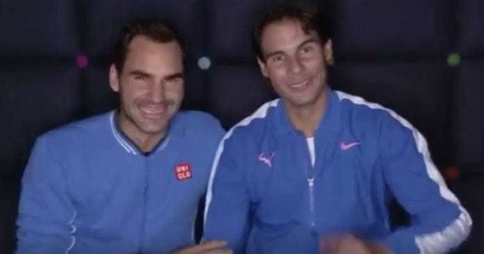 Watch Roger Federer And Rafa Nadal Can T Wait For Cape Town Tennis
