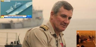 SA expat captain ship mass evacuations australian rescue
