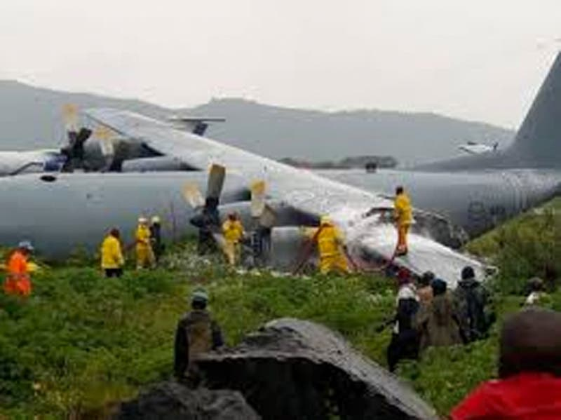 SANDF Air Crash DR of Congo