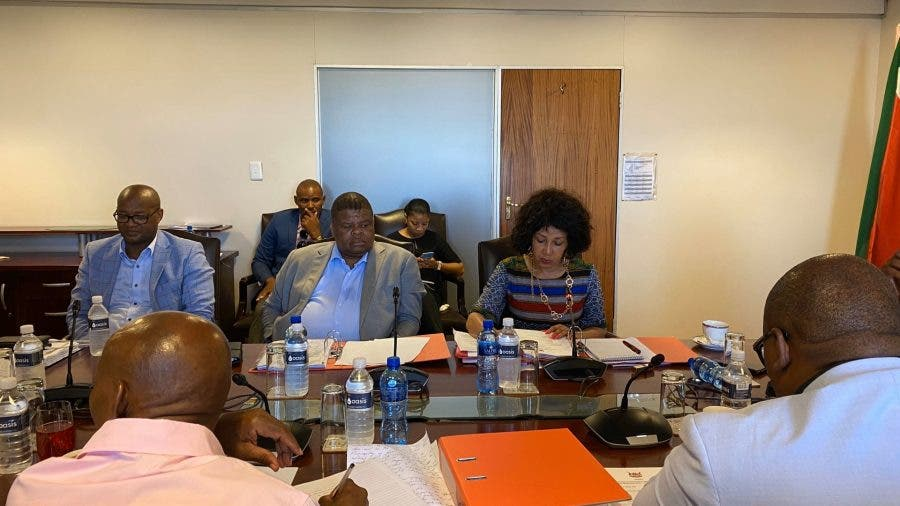northern cape declare disaster area