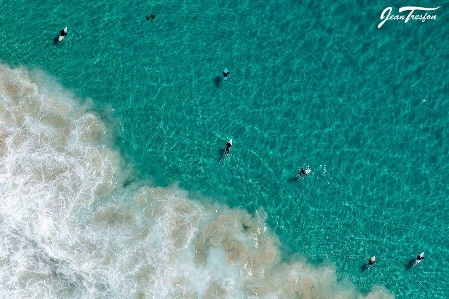 Surfers Llandudno