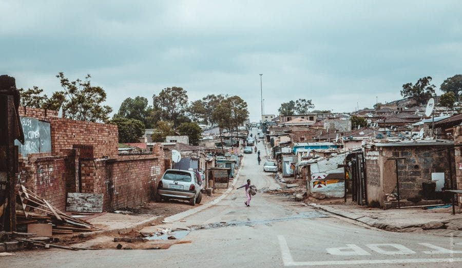 alexandra township south africa