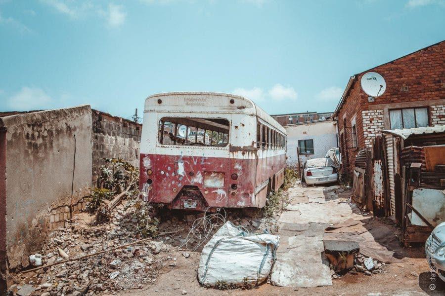alexandra township south africa
