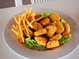 chicken nuggets nandos advert