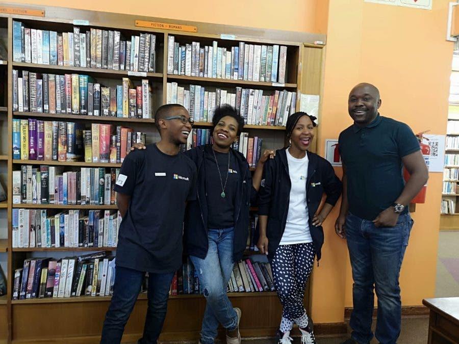 city of joburg libraries up for international award