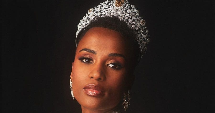 miss universe zozi homecoming south africa