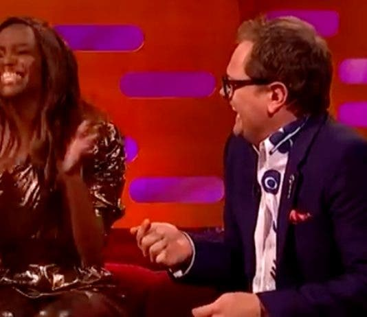 oti mabuse south african accent graham norton