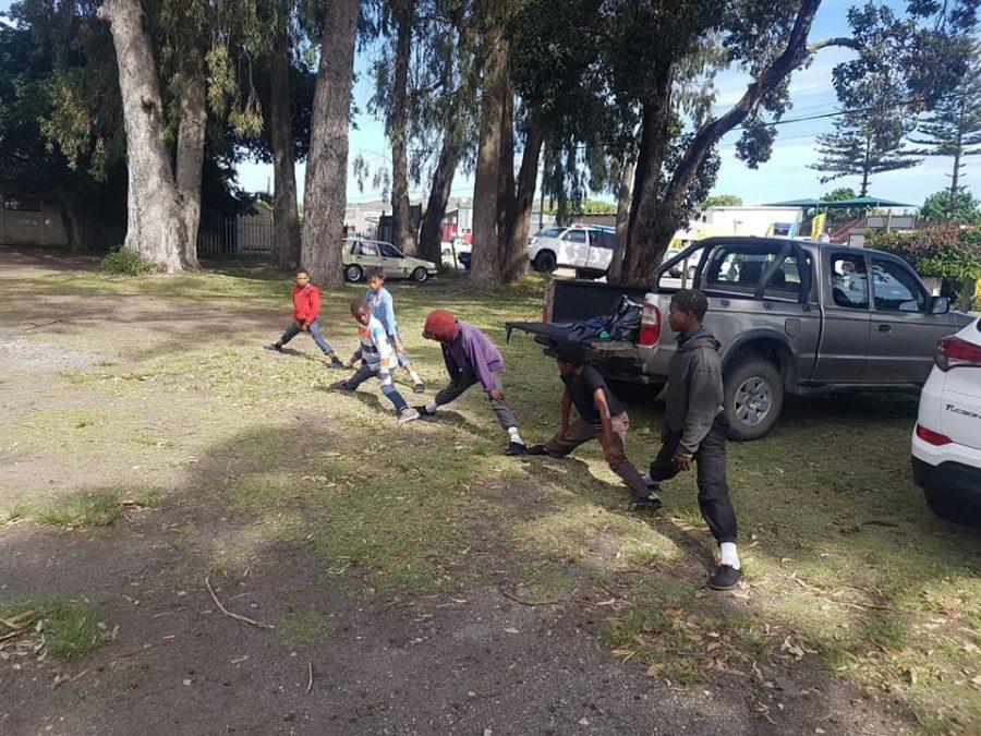 sedgefield children south africa