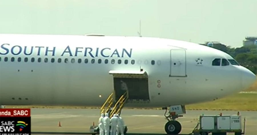 SAA-repatriated-south-africans-from-china