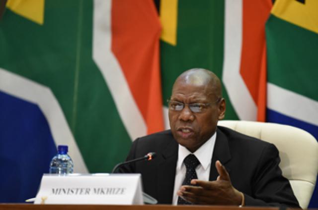 Zweli Mkhize health minister coronavirus cases expected rise