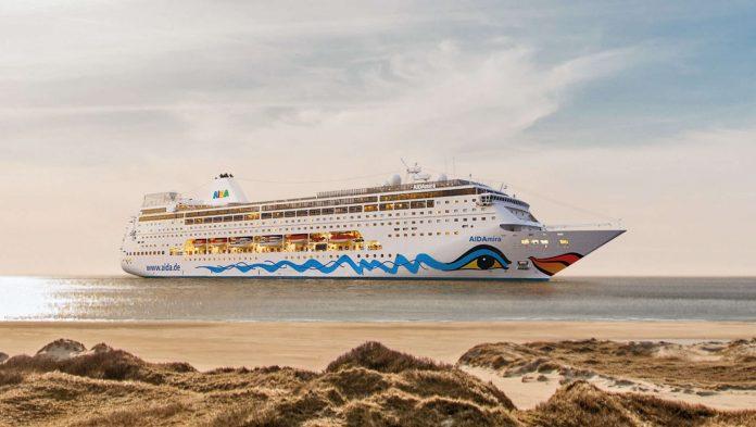 aidameria cruise liner coronavirus south africa