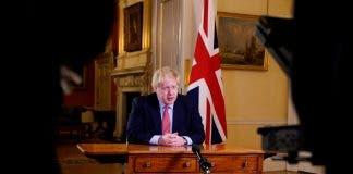 boris johnson tested positive coronavirus