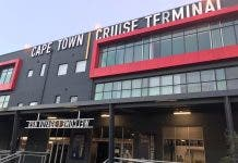cruise terminal cape town south africa