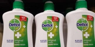 dettol zimbabwe letter cathy buckle