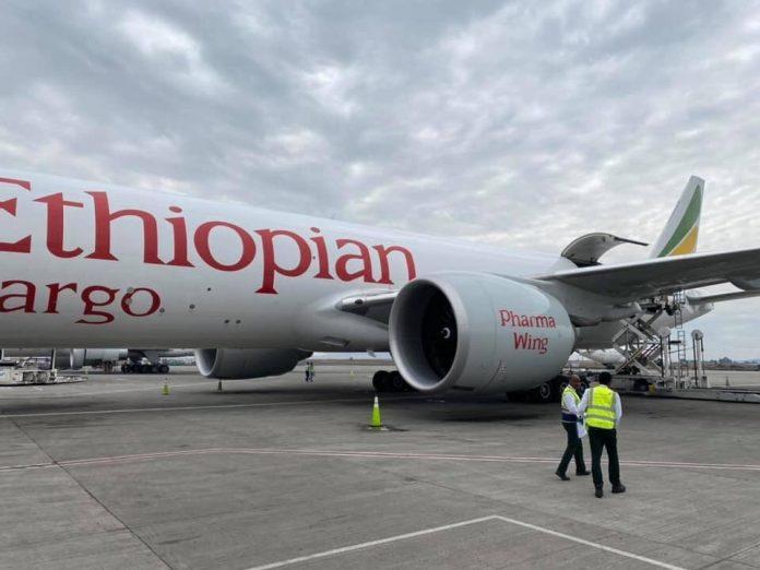 ethipian airlines