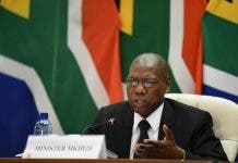 Health Minister Zweli Mkhize coronavirus south africa