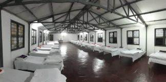 hospital beds quarantine south africa coronavirus update