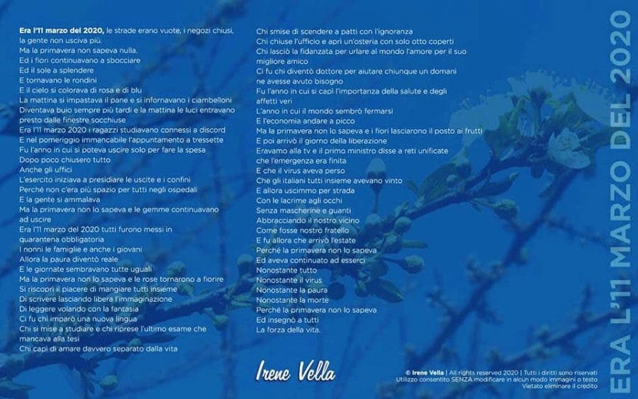 irene vella beautiful poem