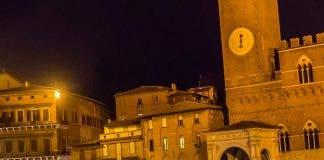 italians singing balconies video