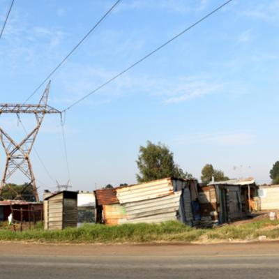 land identified resettlement