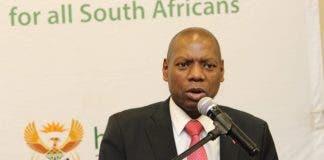 coronavirus south africa first case