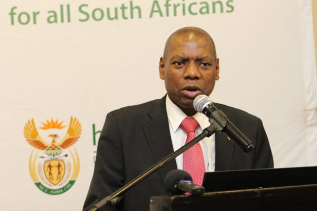 south african health minster evacuate south africans china