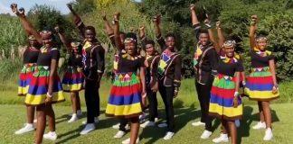 ndlovu youth choir coronavirus tips