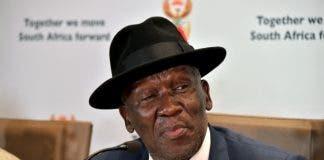 police law south africa coronavirus