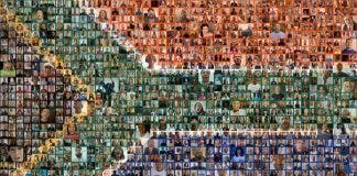 1000 south africans sing anthem