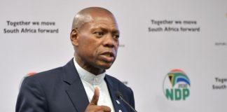 Health Minister South Africa Corona Virus Update