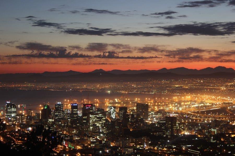 16 criminals arrested Cape Town CBD lockdown