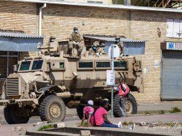 durban army lockdown