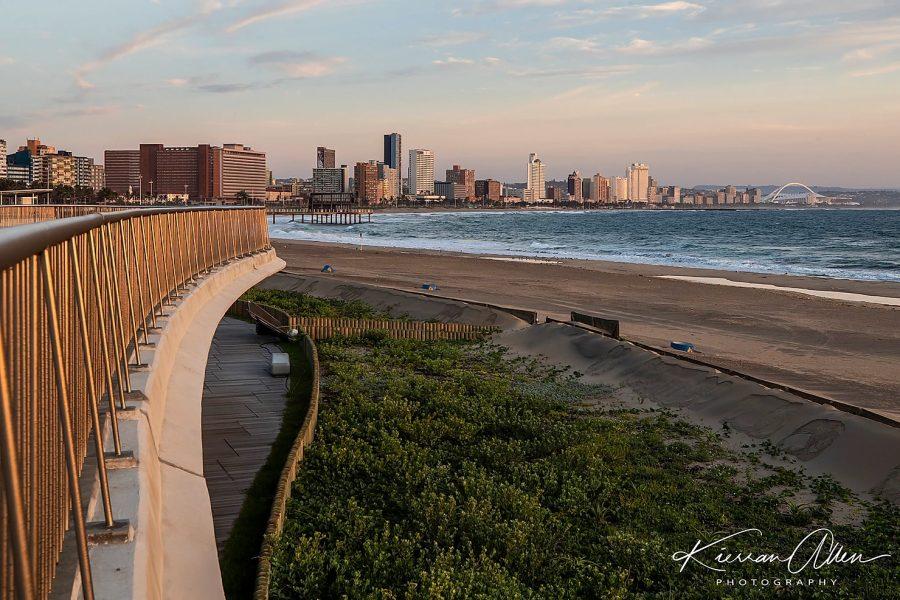 Durban Lockdwon Beach and City