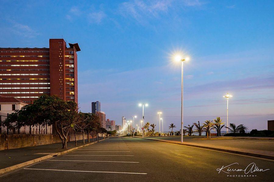 Durban Lockdwon Beachfront