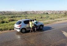 Pothole Car South Africa