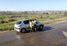 Pothole Car South Africa