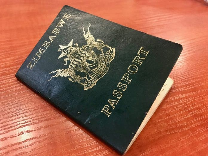 Zimbabwe Passport repatriation from south africa wanted
